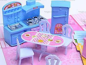 3D пазл «Кукольный дом», 8062, toys.com.ua