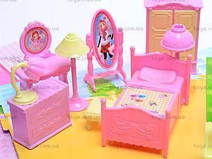3D пазл «Кукольный дом», 8062, toys