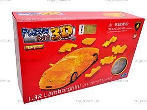 3D пазл «Lamborghini», 57061, отзывы