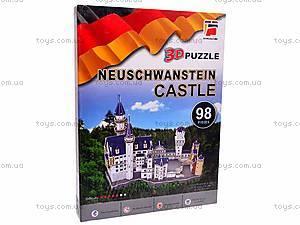 3D пазл «Нойшванштайнский замок», 9006, купить