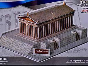 3D пазл «Парфенон», 1001V, детские игрушки