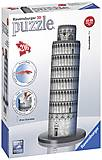 3D Пазл Ravensburger «Пизанская башня», 12557, отзывы