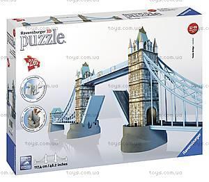 3D Пазл Ravensburger «Тауэрский мост», 12559