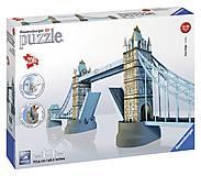 3D Пазл Ravensburger «Тауэрский мост», 12559, toys.com.ua