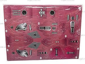 3D пазл «Робот», GD-010, игрушки