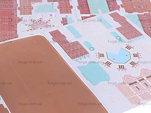 3D пазл «Шпайерский собор», 1001F, детские игрушки
