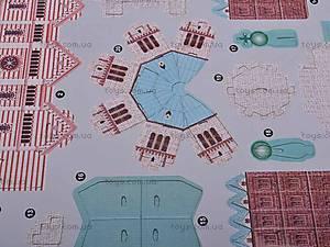 3D пазл «Шпайерский собор», 1001F, фото