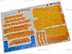3D пазл «Сиднейская опера», 9014, цена