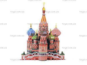 3D Пазл «Собор Василия Блаженного», B1892-3, отзывы