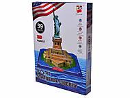 3D пазл «Статуя Свободы», 9003, отзывы