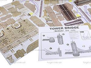 3D-пазл «Тауэрский мост», 1000W, цена