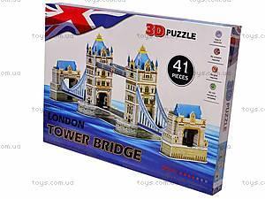 3D пазл «Тауэрский мост», 9001