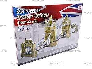 3D-пазл «Тауэрский мост», 1000W, купить