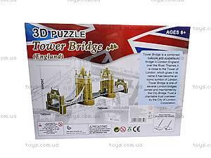 3D-пазл «Тауэрский мост», 1000W, фото