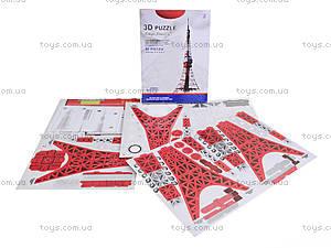 3D пазл «Токийская башня», 1000B