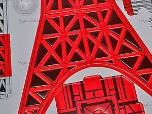 3D пазл «Токийская башня», 1000B, детские игрушки