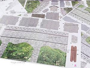 3D пазл «Великая китайская стена», 1000A, детские игрушки