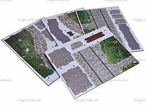 3D пазл «Великая китайская стена», 1000A, фото