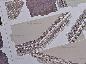 3D пазл «Великая китайская стена», 1000A, игрушки