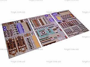 3D пазл «Вестминстерское аббатство», Z-B062, игрушки