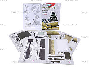 3D пазл «Замок Химэдзи», 1000H