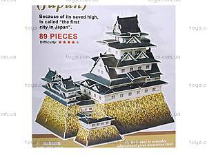 3D пазл «Замок Химэдзи», 1000H, отзывы
