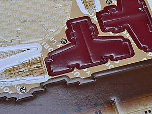 3D пазл «Здание венгерского парламента», Z-B043, фото