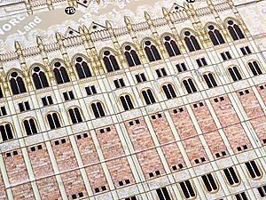 3D пазл «Здание венгерского парламента», Z-B043, детские игрушки
