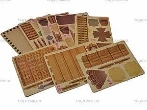 3D пазлы «Архитектурные сооружения», 1123-1/4, цена