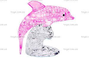 3D пазлы «Дельфин», 9028