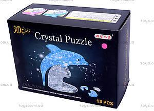 3D пазлы «Дельфин», 9028, купить