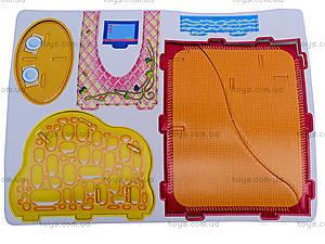 3D пазлы «Домик куклы», 06.01/02, игрушки