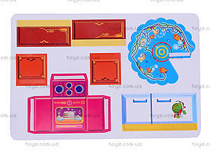 3D пазлы «Домик куклы», 06.01/02, детские игрушки