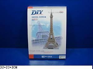 3D пазлы «Эйфелева Башня», 2801A