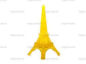 3D пазлы «Эйфелева башня», со светом, YJ6912
