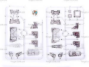 3D пазлы «Эйфелева башня», со светом, YJ6912, цена