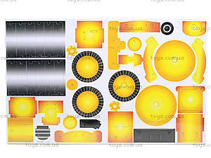 3D пазлы «Дорожный каток», 8022, купить