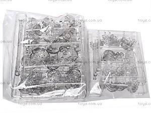 3D пазлы-кристалл «Замок», 9020, цена