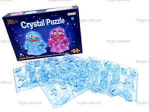 3D пазлы-кристаллы «Пингвин», 9008A, фото