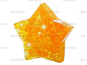 3D пазлы «Кристальная звезда», 9007