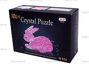 3D пазлы «Кролик», 9027, фото