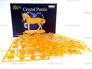 3D пазлы «Лошадка», 9018HC007955, фото