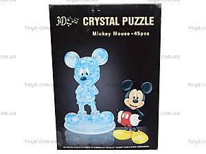 3D пазлы «Микки Маус», 9021, отзывы