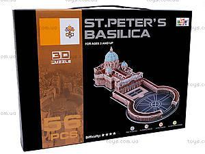 3D пазлы «Средневековые сооружения», B118/120/121, фото
