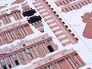 3D пазлы «Средневековые сооружения», B118/120/121, отзывы