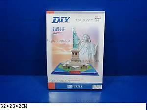 3D пазлы «Статуя Свободы», 2801B