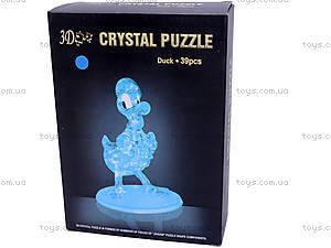 3D пазлы «Утка», 9025, купить