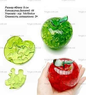 3D пазлы «Яблоко», 9003