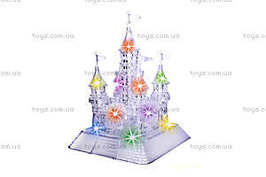 3D пазлы «Замок», с подсветкой, 9020A