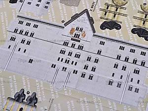 3D паззл «Нойшванштайнский замок», Z-B031, детские игрушки
